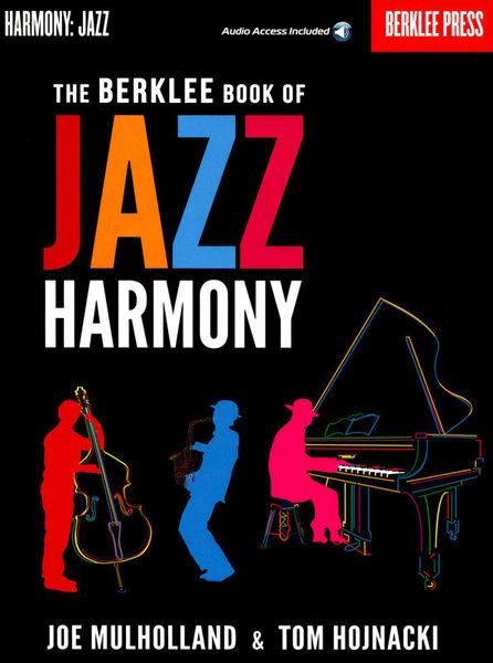 The Berklee Book Jazz Harmony Berklee Press