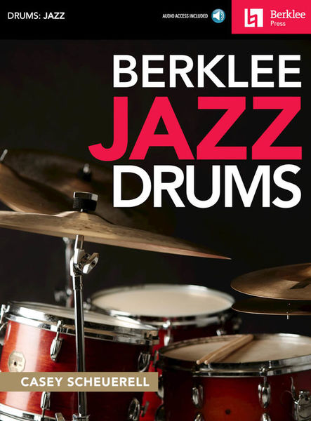 Berklee Press Berklee Jazz Drums