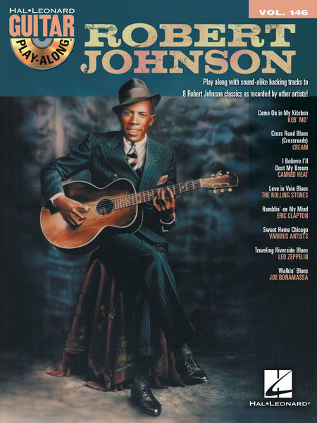 Hal Leonard Guitar Play-Along R. Johnson