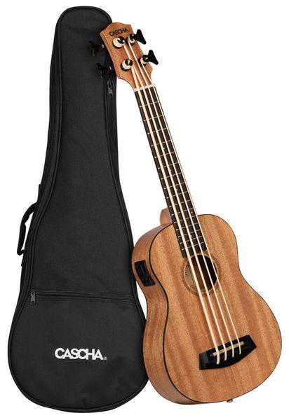 Cascha Bass Ukulele Set
