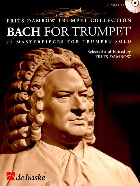 De Haske Bach For Trumpet