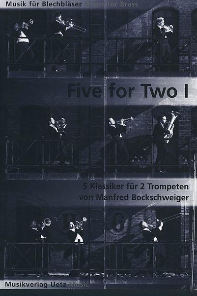 Bruno Uetz Musikverlag Five For Two Trumpet 1