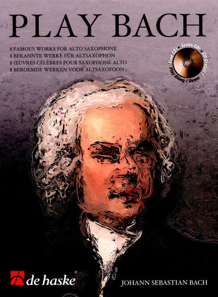 De Haske Play Bach Alto Sax