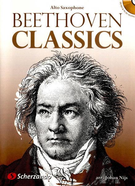 Scherzando Beethoven Classics Alto Sax
