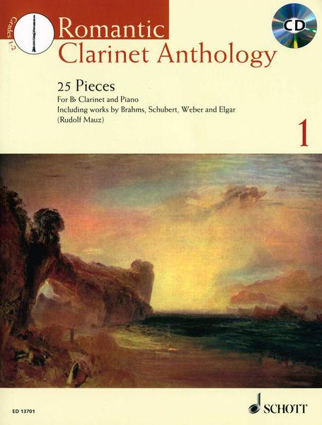 Schott Romantic Clarinet Anthology 1