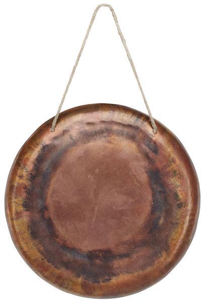 Eichenwurzel Bronze Gong Solfeggio 396Hz