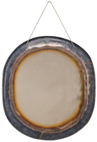 Eichenwurzel German Silver Gong Oval 67x60
