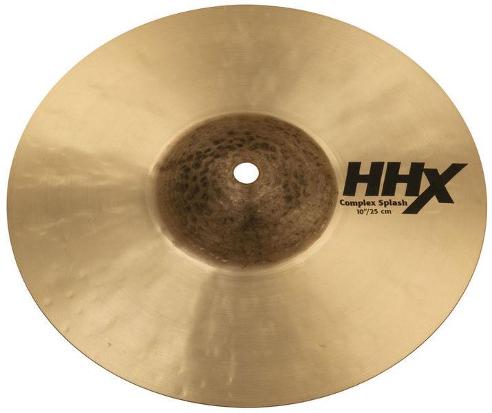 "Sabian 10"" HHX Complex Splash"