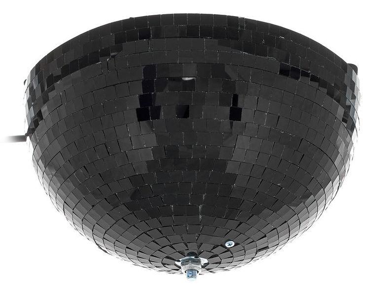 Eurolite Half Mirror Ball 30cm black