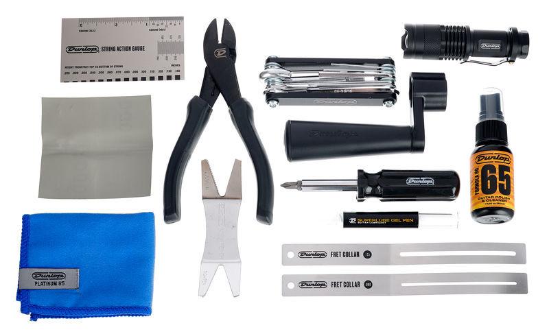 Dunlop Complete Guitar Setup Kit