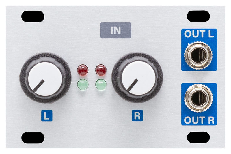 Intellijel Designs Stereo Line In 1U