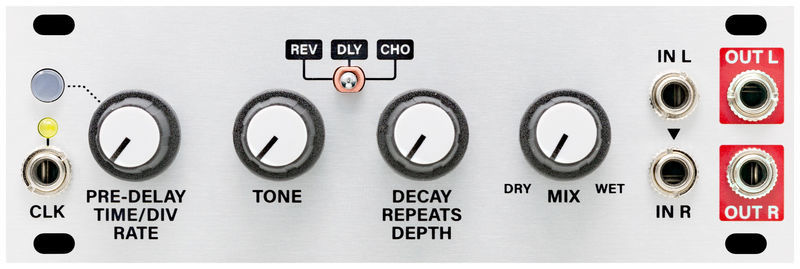 Intellijel Designs Multi-FX 1U
