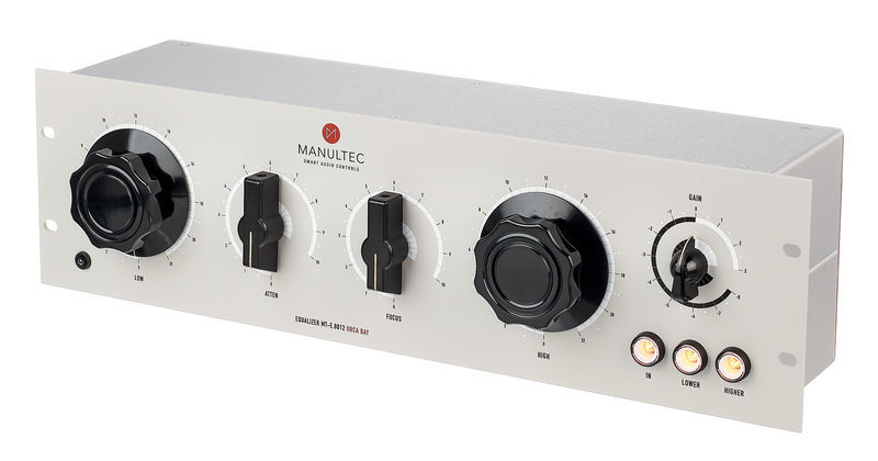 Manultec ORCA BAY MT-E.8012 Stereo-EQ