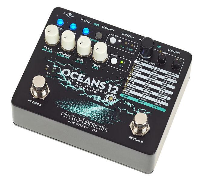 Electro Harmonix Oceans 12 Reverb