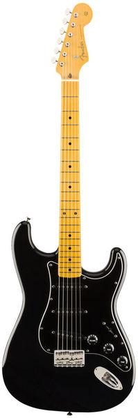 Fender Limited Hardtail Strat MN BK