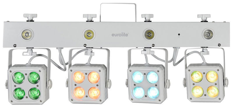 Eurolite LED KLS-180 Comp. Light Set WH