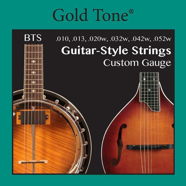 Gold Tone BTS Guitar Banjitar Strings
