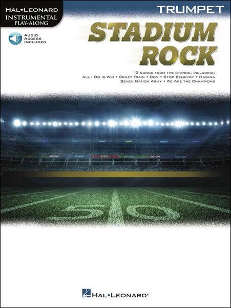 Hal Leonard Stadium Rock Trumpet