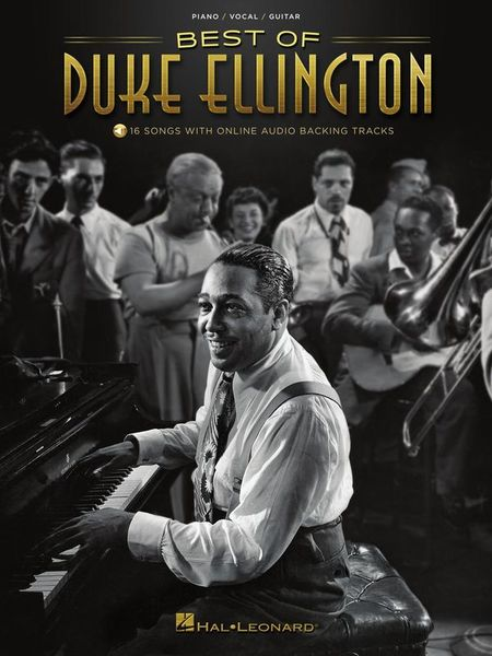 Hal Leonard Best of Duke Ellington Piano