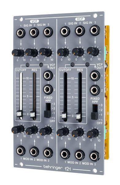 Behringer 121 Dual VCF