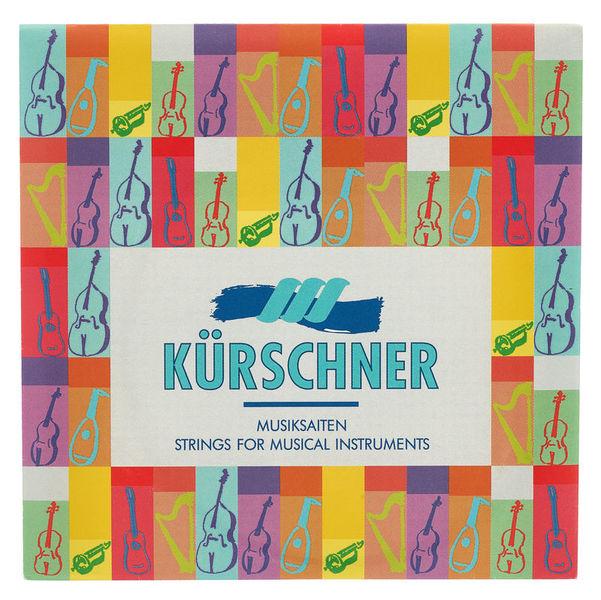 Kürschner Theorbo Single String B1