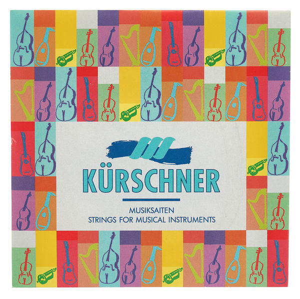Kürschner Theorbo Single String D