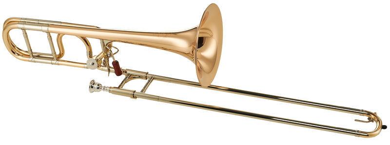 B&S MS14N-L Bb/F-Trombone