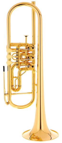 "Schagerl Berlin Heavy ""Z"" Bb- Trumpet G"