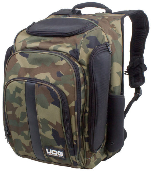 UDG Ultimate DIGI Backpack Camo