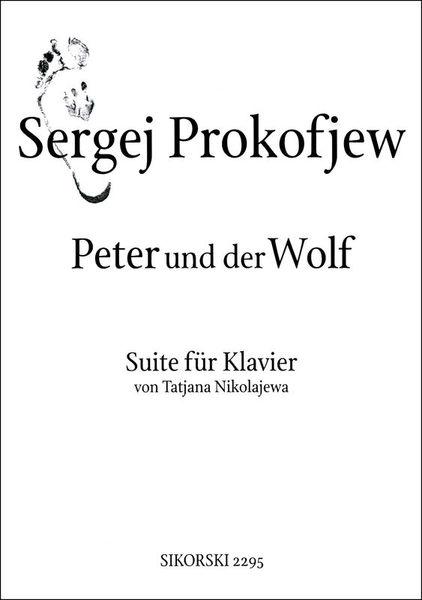 Sikorski Musikverlage Prokofjew Peter und der Wolf
