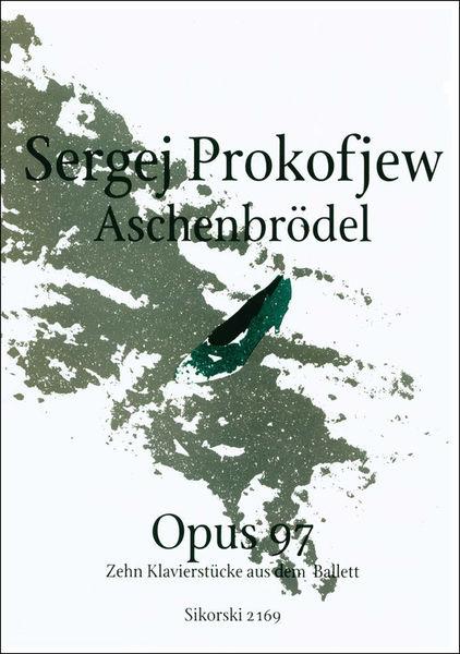 Sikorski Musikverlage Prokofjew Aschenbrödel op. 97