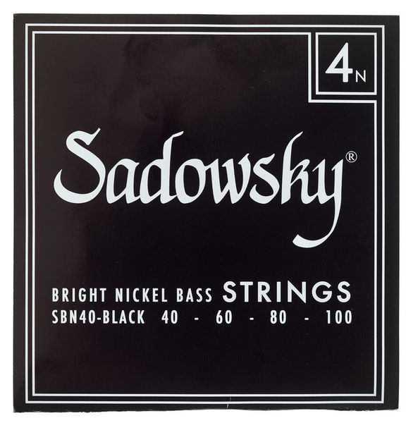 .040-95 Ernie Ball Stainless Steel Extra Slinky Bass Set