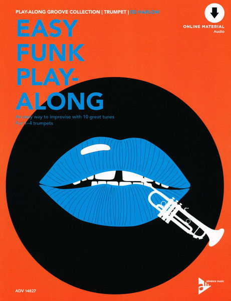 Advance Music Easy Funk Play-Along Trumpet
