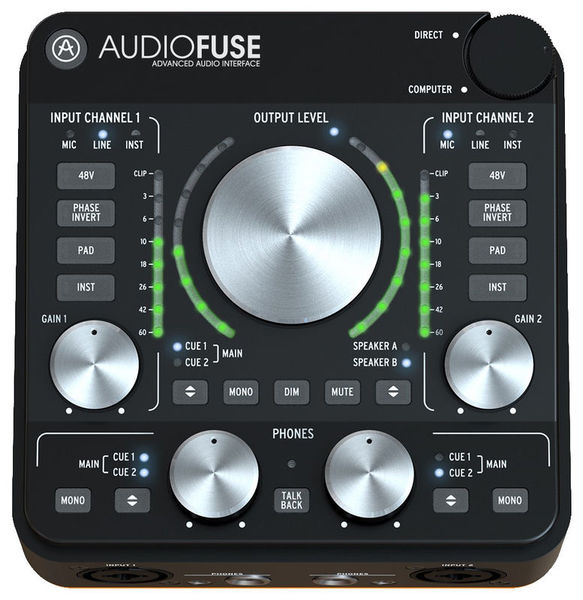 AudioFuse Rev2 Arturia