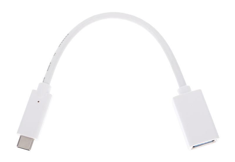 Thomann USB C OTG Adapter