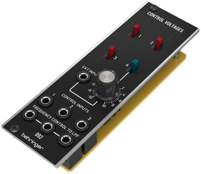 992 Control Voltages Behringer
