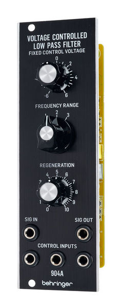 Behringer 904A VC Low Pass Filter