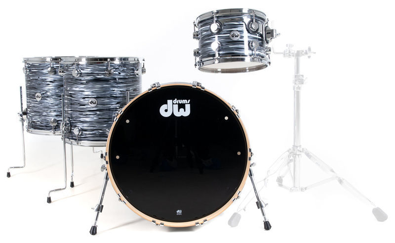 DW Finish Ply 1up2down Black Oy.