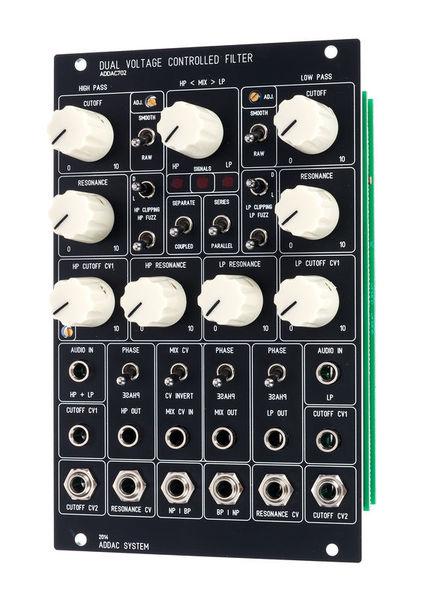 ADDAC 702 Dual VC Filter