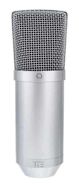 TIE Studio Condenser Mic USB Silver