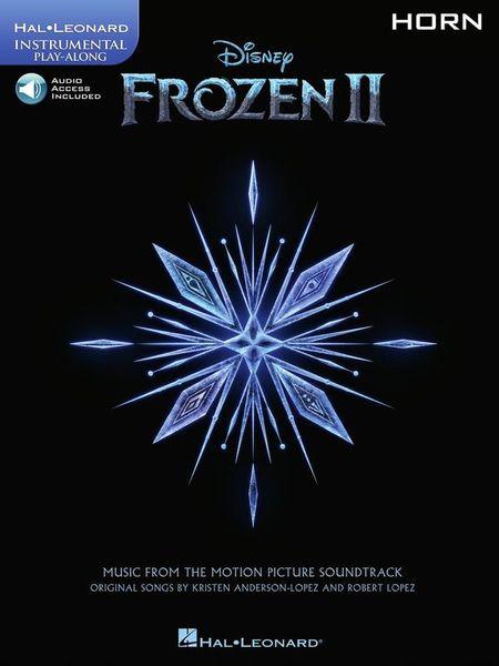 Hal Leonard Frozen II Horn Play-Along