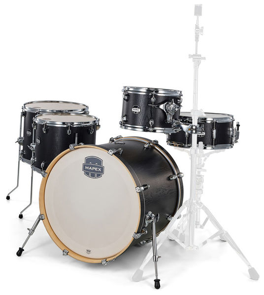 Mapex Mars Crossover Shell Set ZW