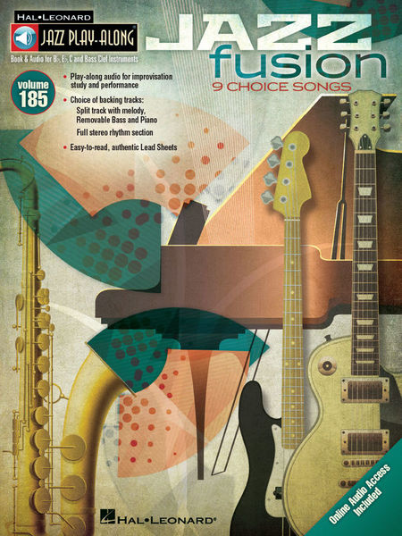 Hal Leonard Jazz Play-Along Jazz Fusion