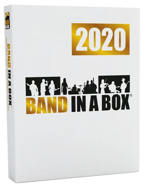 PG Music BiaB 2020 Pro PC German