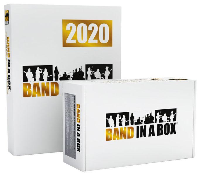 PG Music BiaB 2020 UltraPak MAC English