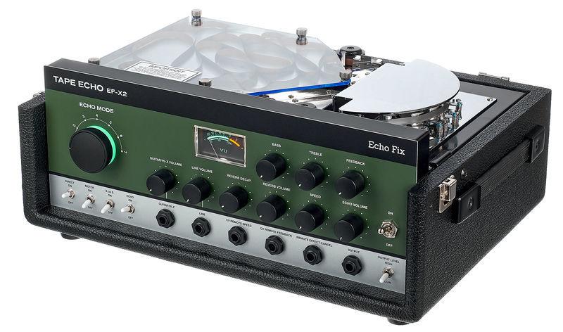 Echo Fix EF-X2 Tape Echo Green