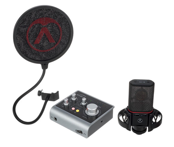 Austrian Audio Home Recording Bundle OC18/ID4