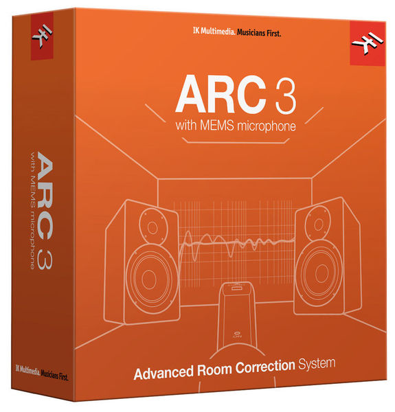 ARC System 3 IK Multimedia