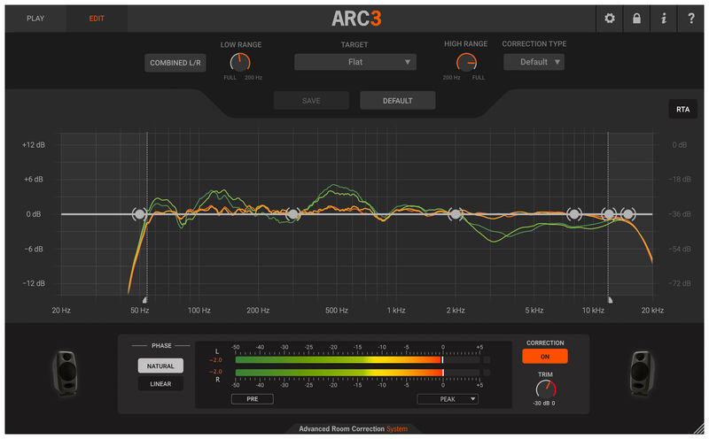 IK Multimedia ARC System 3 - Software only