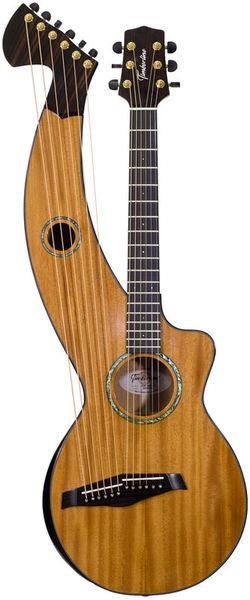Timberline Guitars T30HGpc-e Harp Guitar